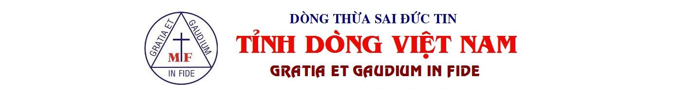 Tỉnh Dòng Thừa Sai Đức Tin Việt Nam